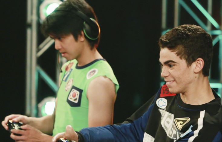 'Gamer's' Log on to New Disney Channel Series