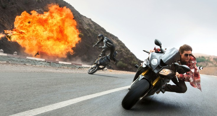'Mission: Impossible' Goes Rogue Just Right