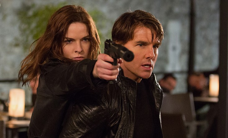 Photos: 'Mission: Impossible' Goes Rogue Just Right