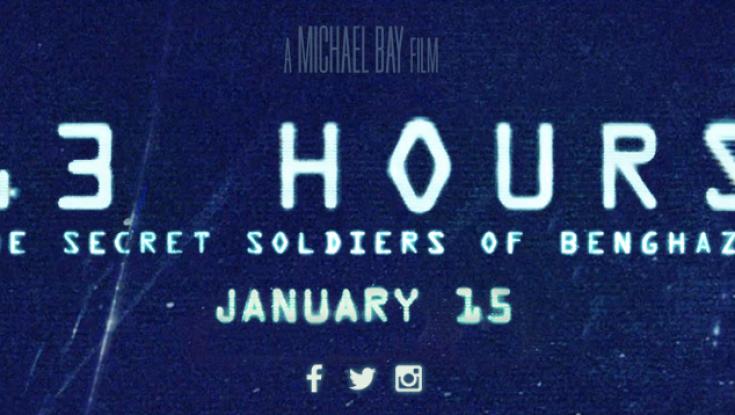 Paramount Unveils Michael Bay's '13 Hours: The Secret Soldiers of Benghazi' Trailer
