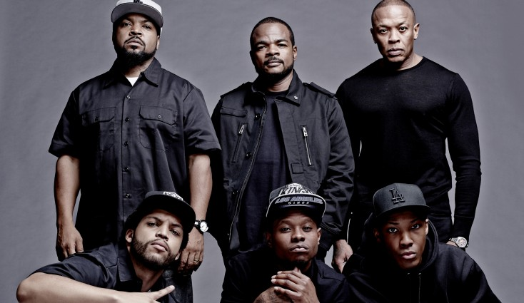 Photos: Father and Son: O'Shea Jackson, Jr., Depicts Ice Cube in Biopic