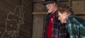 Photos: Robert Redford Takes a 'Walk' with Nick Nolte