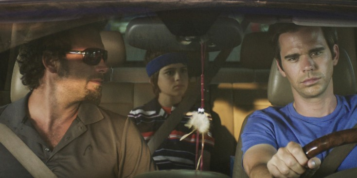Jeremy Sisto Serves Family Drama on the Court in 'Break Point'