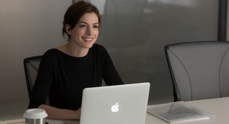Photos: Anne Hathaway is the Boss in 'Intern'