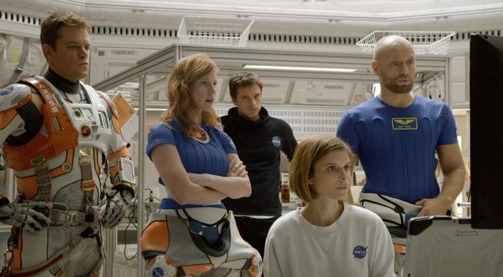 Photos: Matt Damon Delivers as 'The Martian'