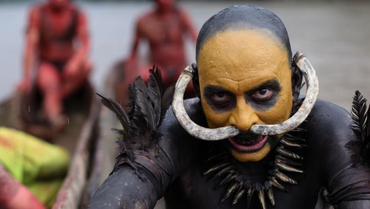 Photos: Eli Roth Teams with Jason Blum for 'Green Inferno'