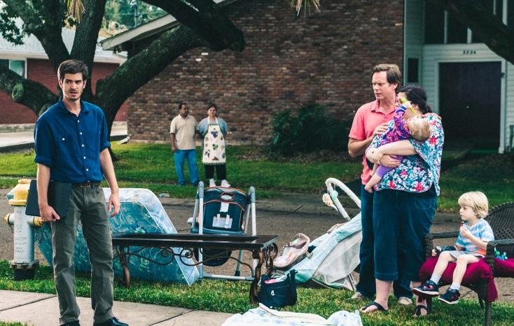 Photos: Andrew Garfield Explores Foreclosure Crisis in  '99 Homes'
