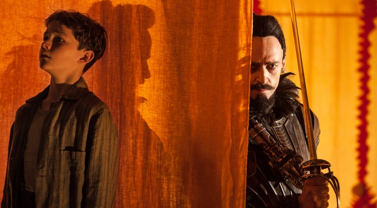 Inventive and Dazzling 'Pan' Takes Flight