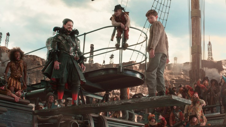 Photos: Inventive and Dazzling 'Pan' Takes Flight
