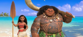 Newcomer Joins Dwayne Johnson in Polynesian-themed 'Moana'