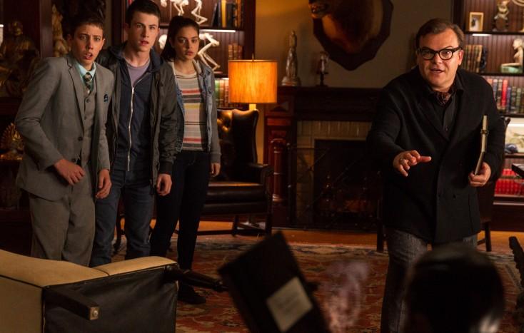 Photos: Jack Black Gets Creepy in 'Goosebumps'