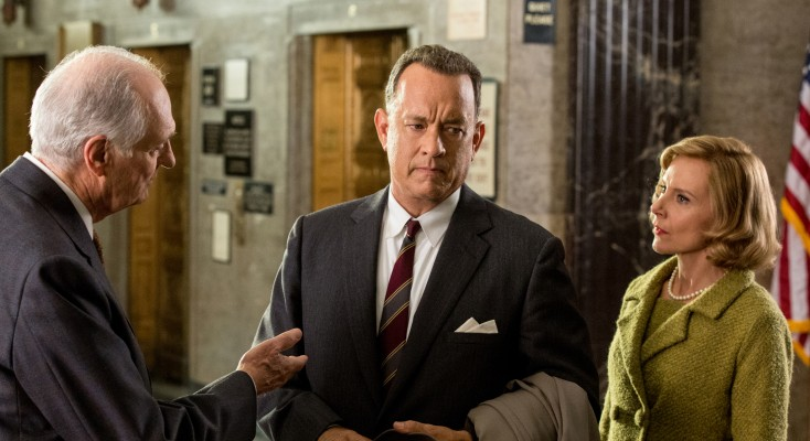Photos: Tom Hanks Goes to Court in 'Spies'