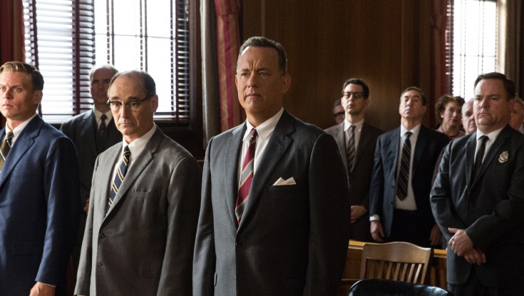 Tom Hanks Goes to Court in 'Spies'