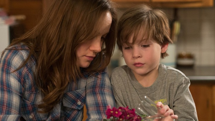 Brie Larson Gets Maternal in 'Room'