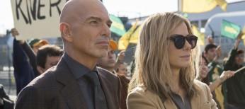 Sandra Bullock Rides a Bus, Gets Political in 'Crisis'