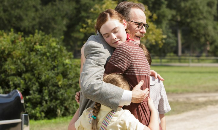 Elle Fanning Ages 17 Years in 'Trumbo'