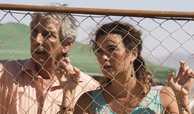 Photos: EXCLUSIVE: Cote de Pablo Sings and Shines in 'The 33'