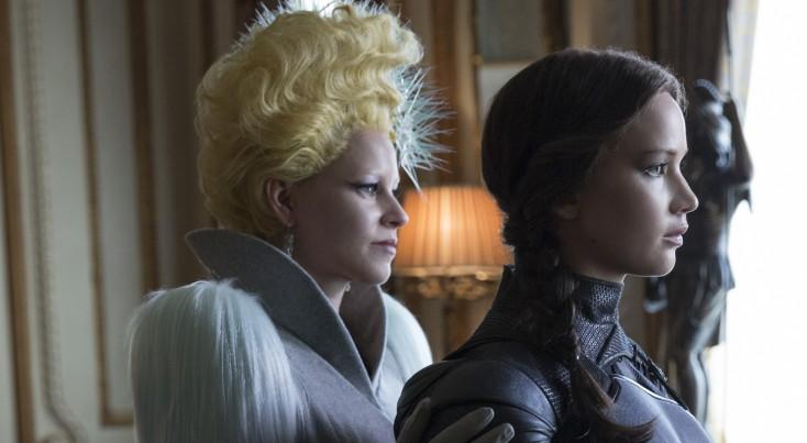 Photos: 'Games' Over for 'Mockingjay Part 2'