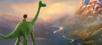 Sam Elliott and Anna Paquin Show Teeth in 'The Good Dinosaur'