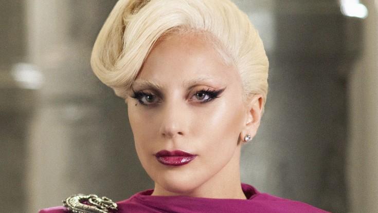 Lady Gaga Vamps it Up on 'AHS: Hotel'