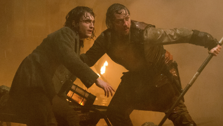 Supercharged 'Victor Frankenstein' Amps Up Classic Tale