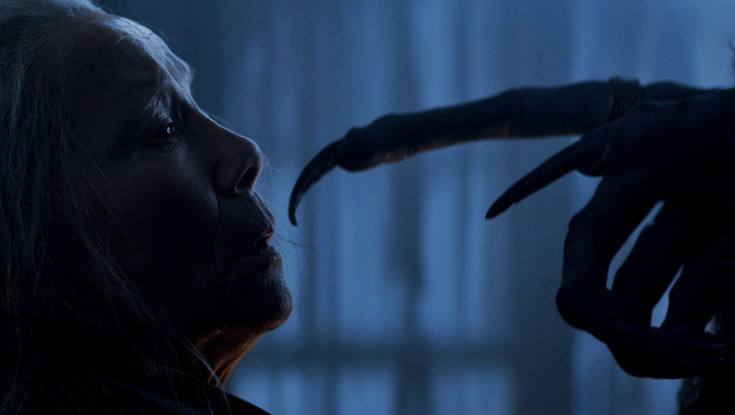 Photos: EXCLUSIVE: Toni Collette Fights Christmas Monster in 'Krampus'