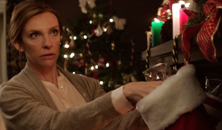 EXCLUSIVE: Toni Collette Fights Christmas Monster in 'Krampus'