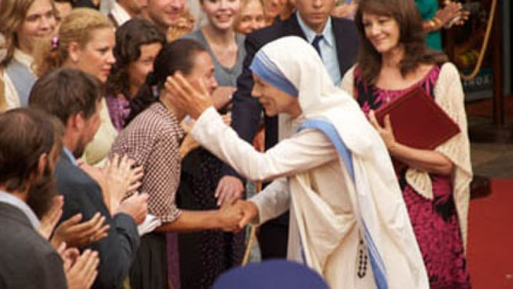 Photos: EXCLUSIVE: Juliet Stevenson Depicts Mother Teresa in 'The Letters'