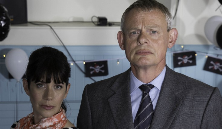 Photos: Seven is the Charm for 'Doc Martin' on Blu-ray and DVD