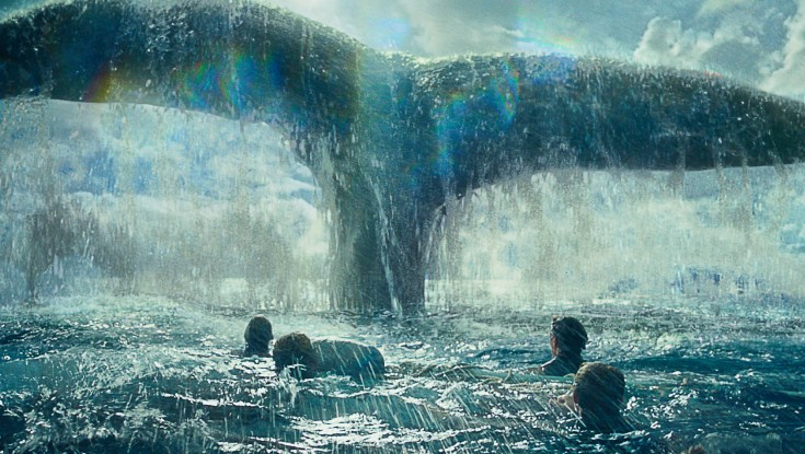 Photos: Chris Hemsworth in Whale of a Tale 'Heart of the Sea'