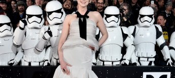 Photos: Gwendoline Christie Towers as Phasma in 'Star Wars: The Force Awakens'