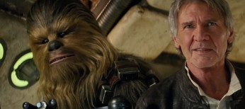 Photos: Harrison Ford and Carrie Fisher Reprise Iconic Roles in 'Star Wars: The Force Awakens'