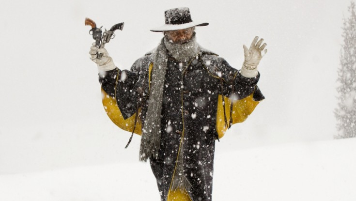 'Hateful Eight' Scores 9 Out of 10