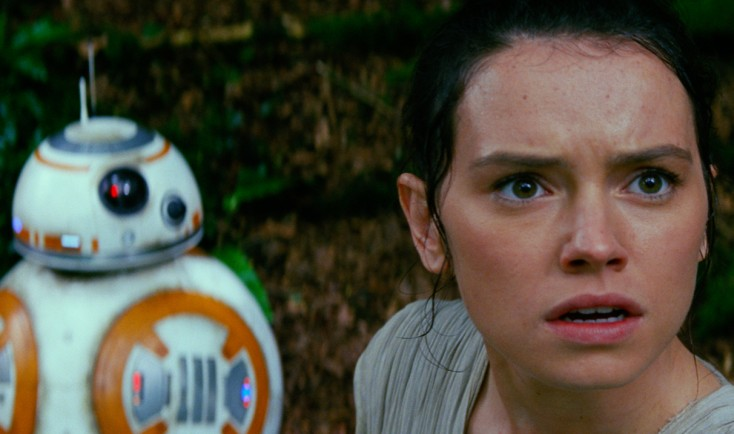 Photos: Ridley Shines in Revitalized 'Star Wars'