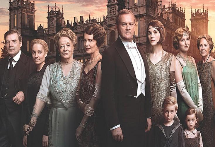 Photos: Laura Carmichael Talks on 'Downton Abbey' Final Season