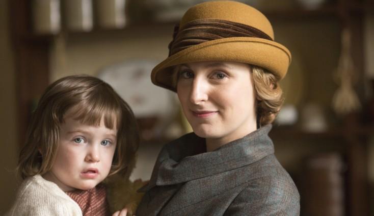 Laura Carmichael Talks on 'Downton Abbey' Final Season