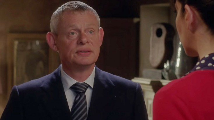EXCLUSIVE: Martin Clunes Talks on No. 7 for 'Doc Martin'