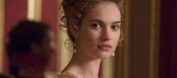 Ubiquitous Lily James Gives Austen Parody 'Pride and Prejudice and Zombies' a Shot
