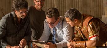 Photos: George Clooney Returns to Coens Fold in 'Hail, Caesar!'