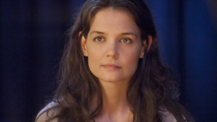 Katie Holmes' Poetic Turn in 'Touched With Fire'