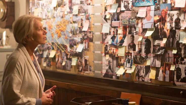Photos: Dame Helen Mirren Dons Fatigues in War Drama 'Eye in the Sky'
