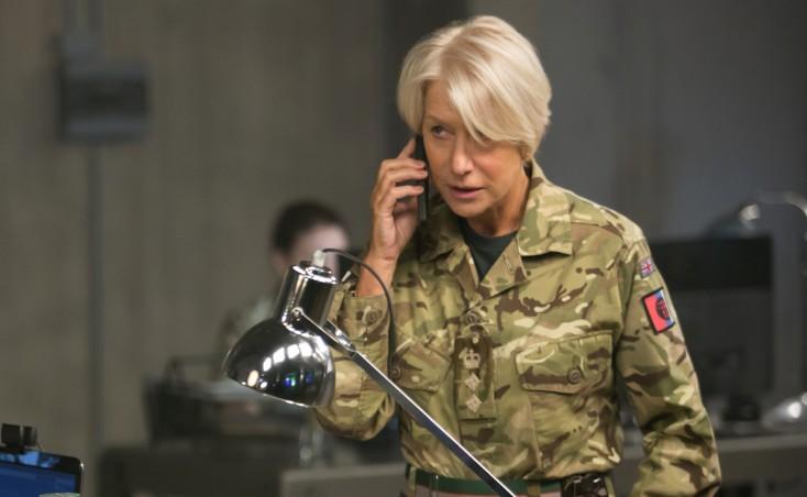 Dame Helen Mirren Dons Fatigues in War Drama 'Eye in the Sky'