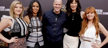 Photos: 'Hunger Games' Cast Hit Red Carpet to Promote 'Collection,' More on Home Entertainment