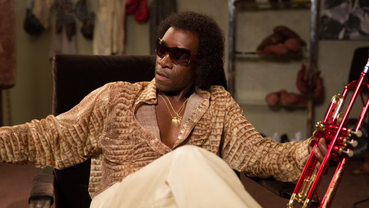 Photos: Don Cheadle Riffs on 'Miles Ahead' Passion Project