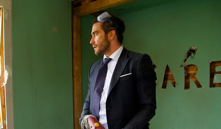 'Demolition' Man: Jake Gyllenhaal