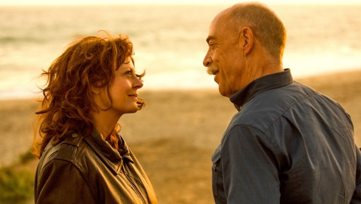 Susan Sarandon Embraces her Inner Doter in 'The Meddler'