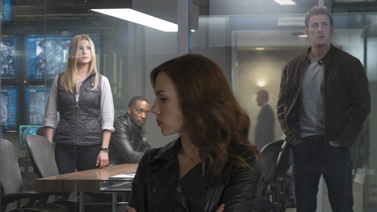 Photos: Chris Evans Talks Ideological Divide of 'Captain America: Civil War'