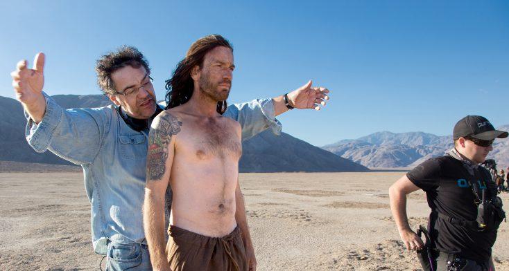 Photos: EXCLUSIVE: Filmmaker Rodrigo Garcia Ponders Christ's 'Desert' Sojourn