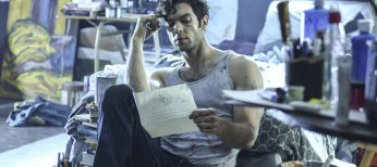 EXCLUSIVE: Ethan Peck is a Real Charmer in 'Sleeping Beauty'