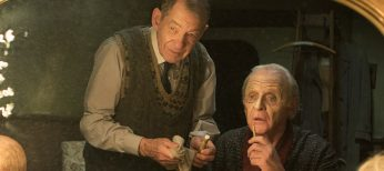 Photos: Anthony Hopkins, Ian McKellen Deconstruct Acting in 'The Dresser'